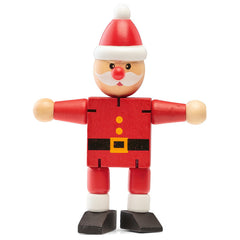 Christmas Flexi Figures by Tobar - Little Citizens Boutique  - 2