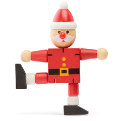 Christmas Flexi Figures by Tobar - Little Citizens Boutique  - 1