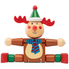Christmas Flexi Figures by Tobar - Little Citizens Boutique  - 4