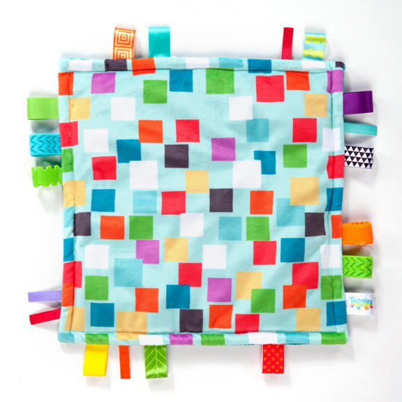 Bright Starts Taggies Little Taggies Squares
