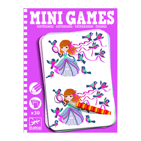 Mini Games - Differences by Lea