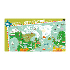 World Puzzle by Djeco - Little Citizens Boutique