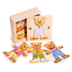 Ernest Moody Bear Puzzle by Tobar - Little Citizens Boutique