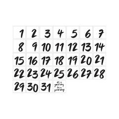 Perpetual Calendar by A Little Lovely Company - Little Citizens Boutique  - 3