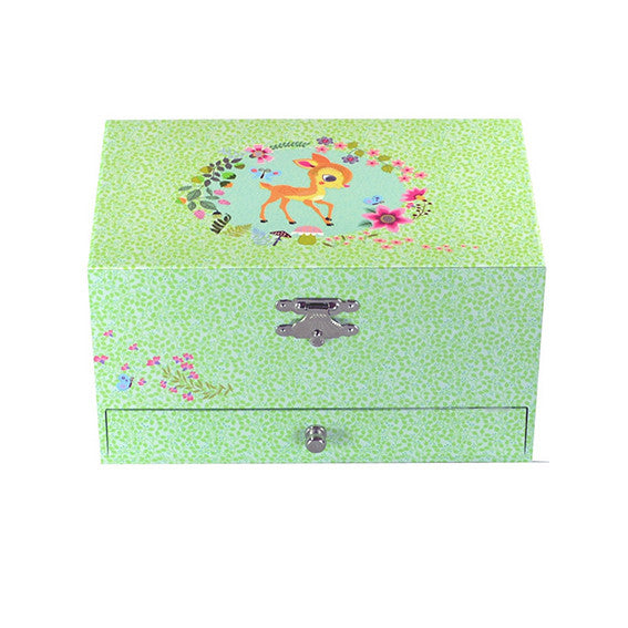 Fawn Musical Jewellery Box by Djeco