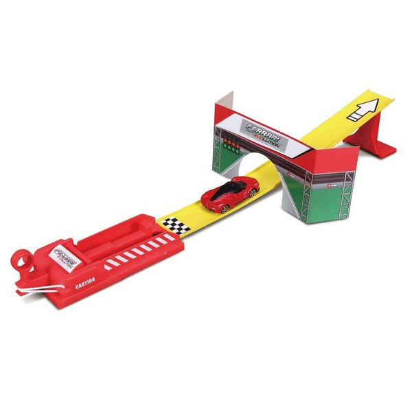 Ferrari Launcher Jump Playset by Tobar