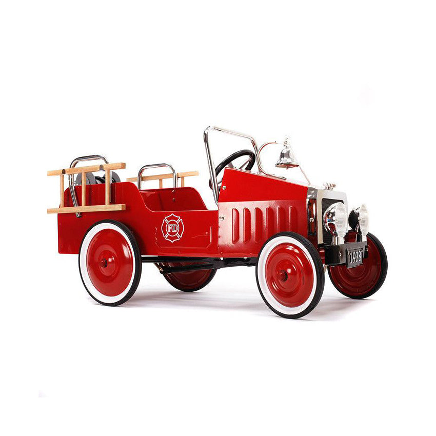 1938 Fire Truck Pedal Car by Baghera