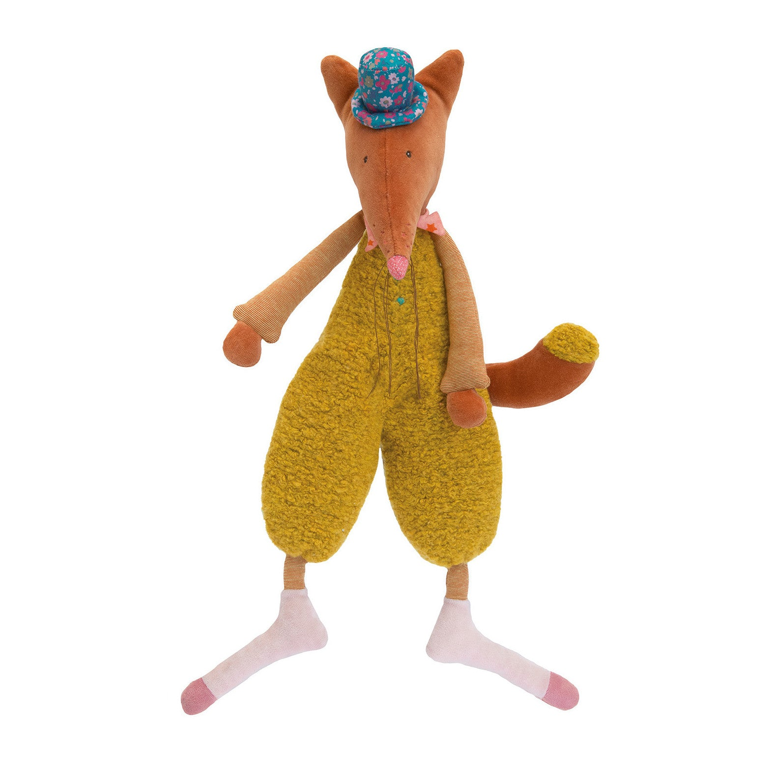 Moulin Roty Plush Fox Doll - Little Citizens Boutique