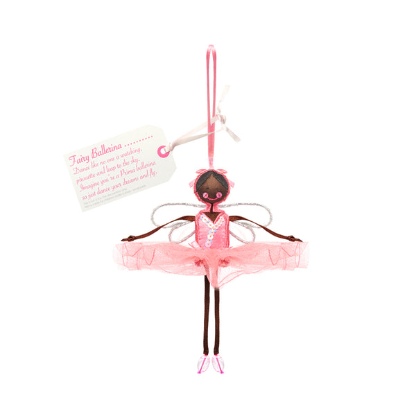 Fairy Ballerina – Fuchsia- By Believe You Can