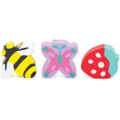 Fun and Cute Erasers by Tobar - Little Citizens Boutique  - 2