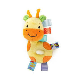 Taggies Giraffe Rattle by Bright Starts