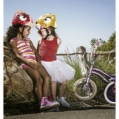 Tiger Bike, Scooter or Skateboarding Helmet by Crazy Safety - Little Citizens Boutique  - 3