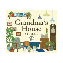Alice Melvin Grandma's House by Tate - Little Citizens Boutique  - 1