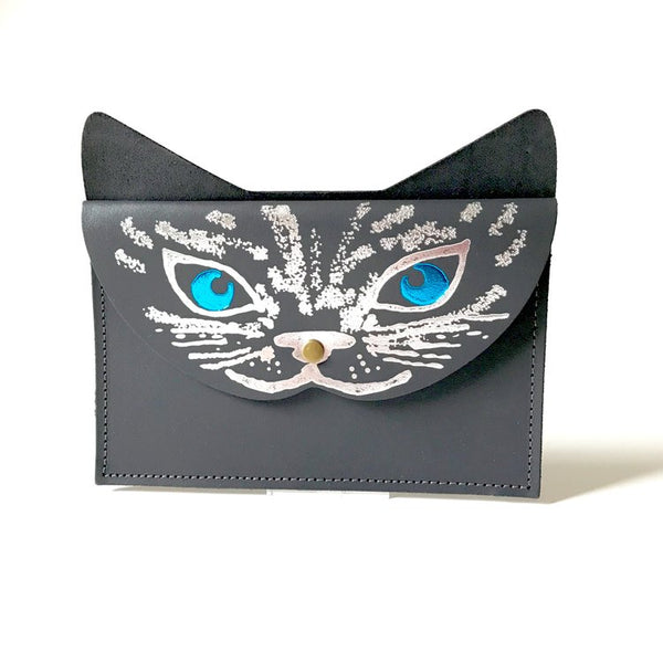 Grey Cat Clutch from ARK