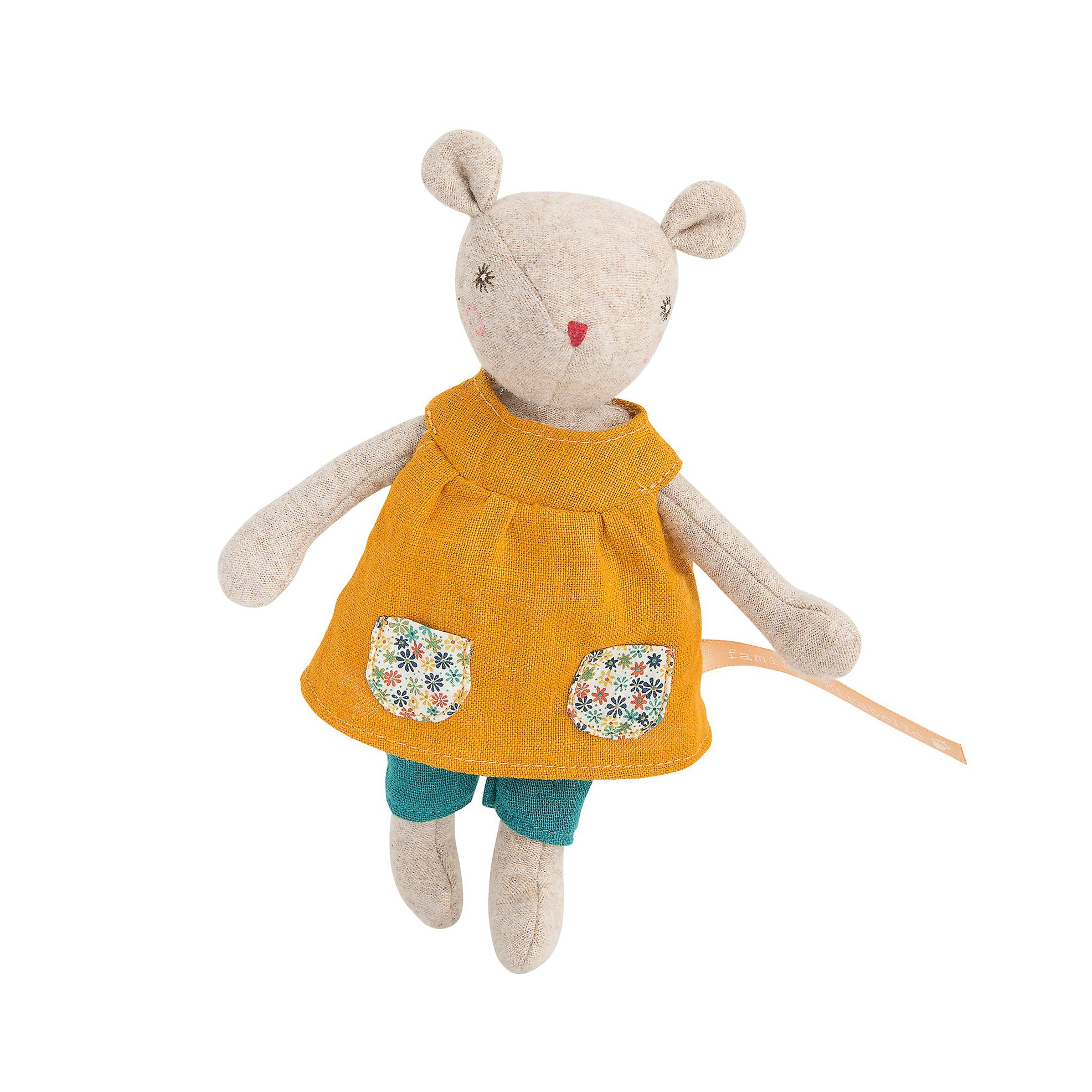 Groseille the Tiny Mouse by Moulin Roty