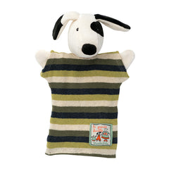 Julius Dog Hand Puppet by Moulin Roty - Little Citizens Boutique