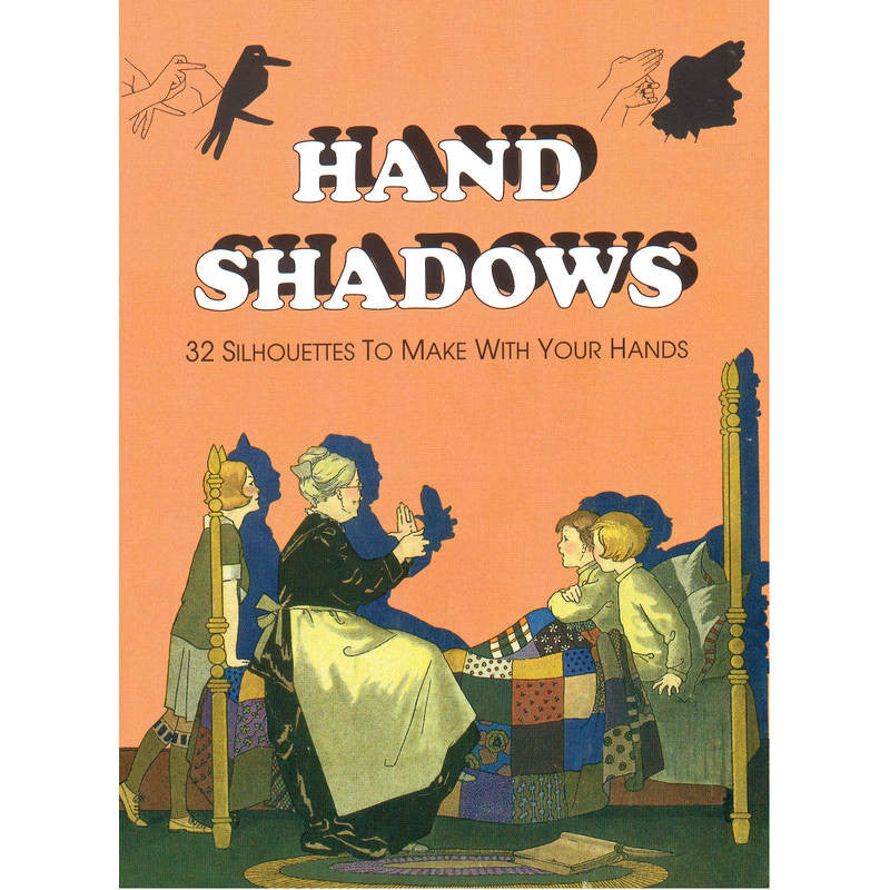 Hand Shadows Book by Tobar - Little Citizens Boutique  - 1