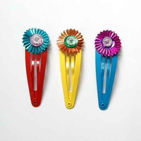 Sunburst Hair Clip by Hello Shiso - Little Citizens Boutique  - 1