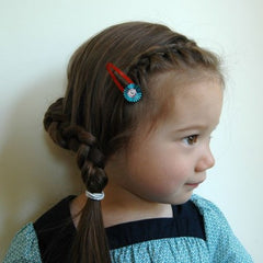 Sunburst Hair Clip by Hello Shiso - Little Citizens Boutique  - 2