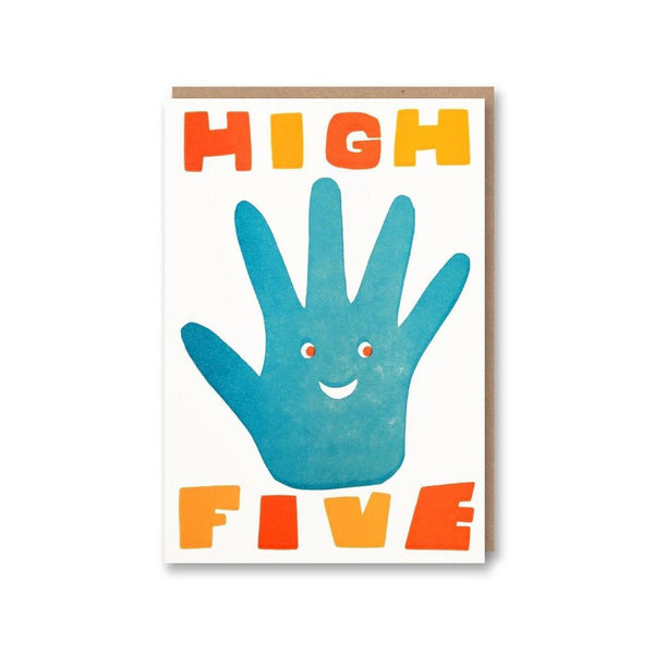 High Five Card from Sukie