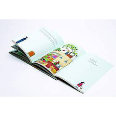 The High Street - Lift the flap book - Little Citizens Boutique  - 2
