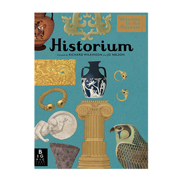 Historium - Curated by Richard Wilkinson and Jo Nelson