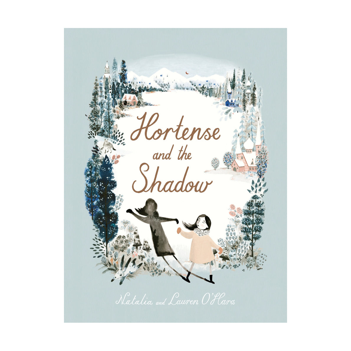 Hortense and the Shadow Children