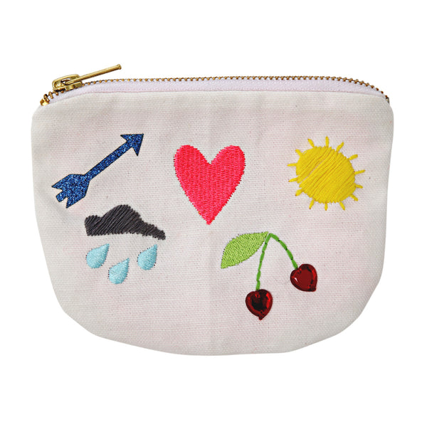 Icon Money Pouch by Meri Meri