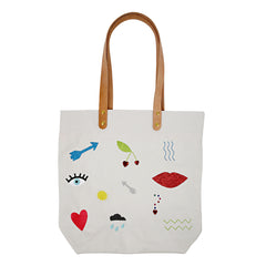 Icon Summer Tote by Meri Meri - Little Citizens Boutique  - 2