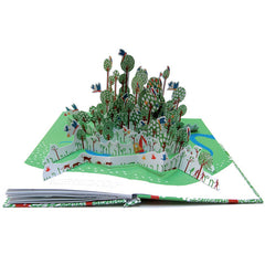 In The Forest - a pop-up book - Little Citizens Boutique  - 2