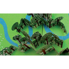 In The Forest - a pop-up book - Little Citizens Boutique  - 4