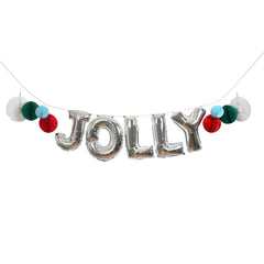 Jolly Balloon Garland Kit by Meri Meri - Little Citizens Boutique  - 1