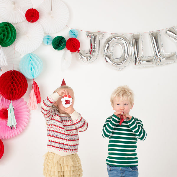 Jolly Balloon Garland Kit by Meri Meri