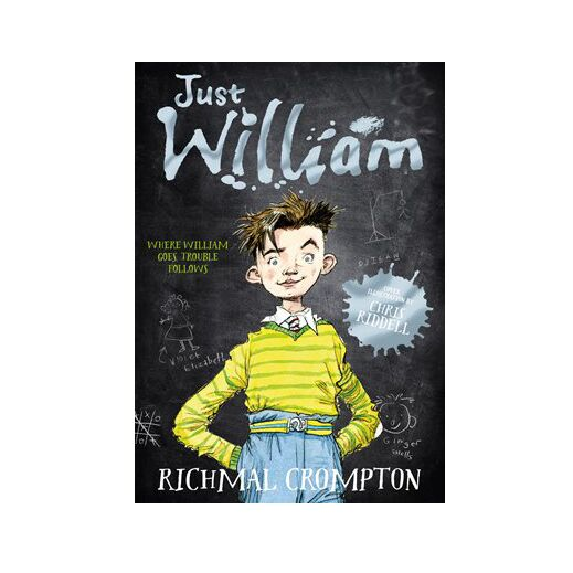 Just William by Rich Crompton