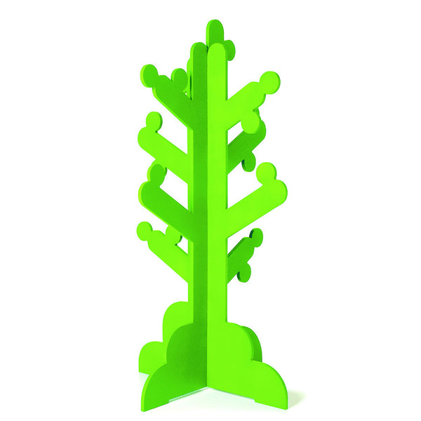 Clothes Rack - Green Tree