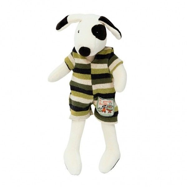 Julius the Dog Plush Toy by Moulin Roty