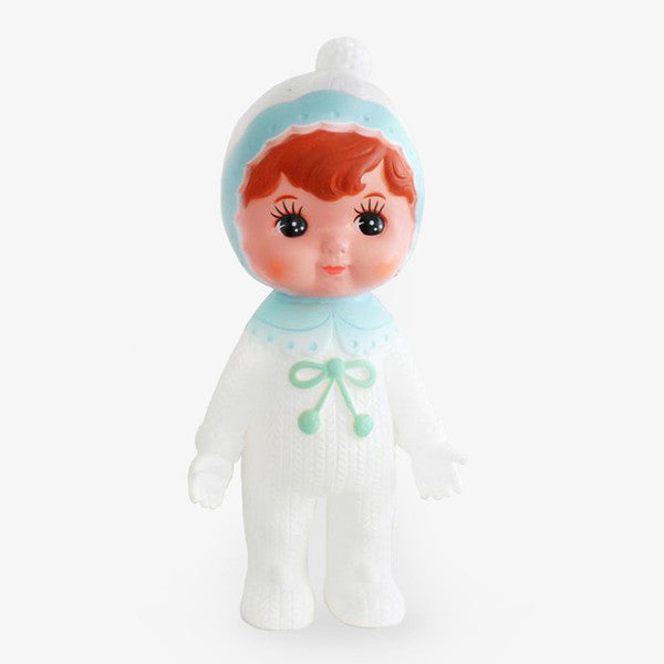 Woodland Doll - Light Blue