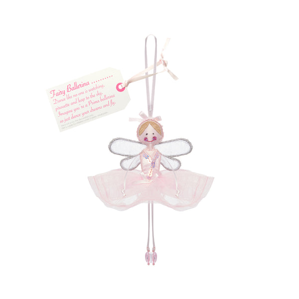 Fairy Ballerina – Light Pink- By Believe You Can