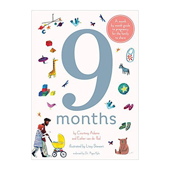 9 Months Guide To pregnancy Book