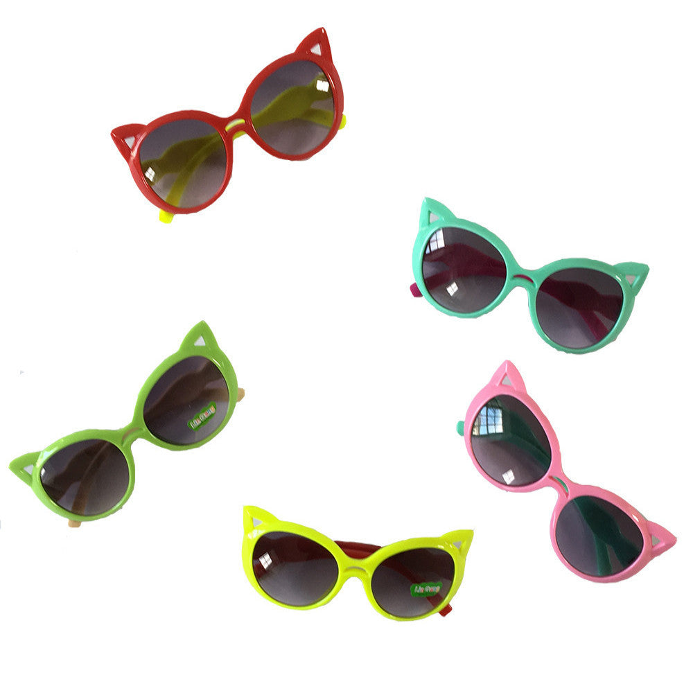 Cat Ear Sunglasses