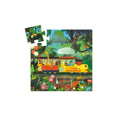 La Locomotive Puzzle by Djeco