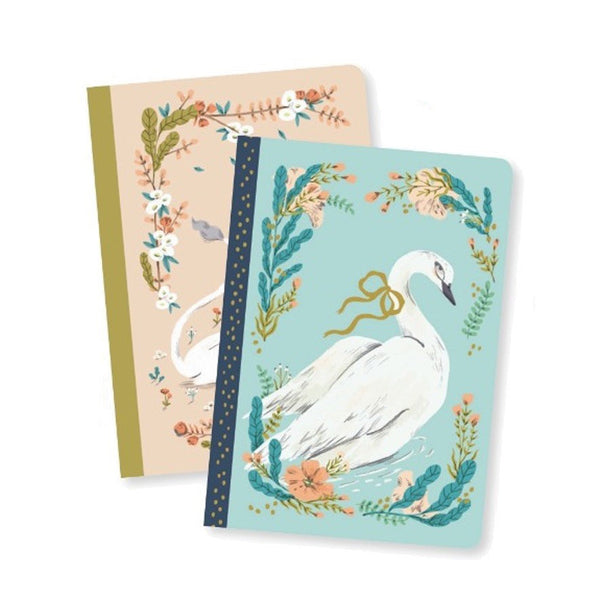 Two Small Notebooks By Lucille Michieli