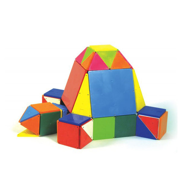 Magna Tiles 100 Piece Set - Solid