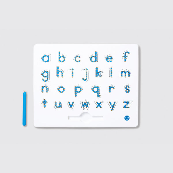 A to Z Lower Case Magnatab by Kid O