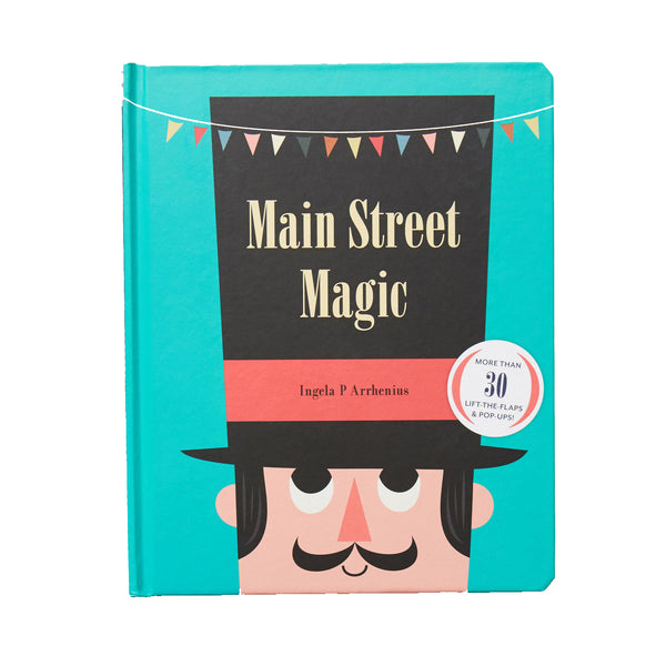 Main Street Magic Children's Book
