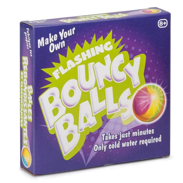Make Your Own Flashing Bouncy Balls by Tobar