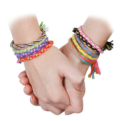 Make Your Own Friendship Bracelets by Tobar