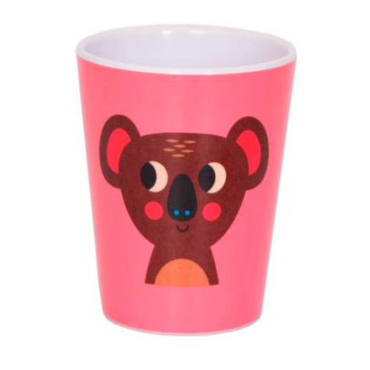 Koala Melamine Tumbler Designed by Ingela P Arrhenius for Omm Design