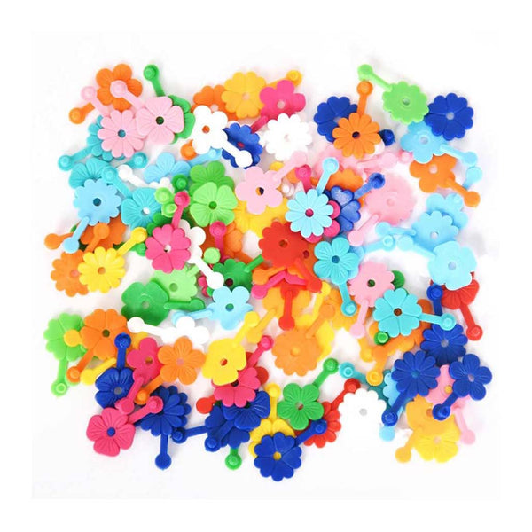 Mini Breba Flower Puzzle Kit
