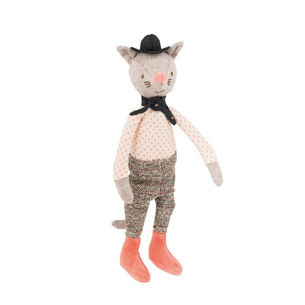 Gallant Cat by Moulin Roty